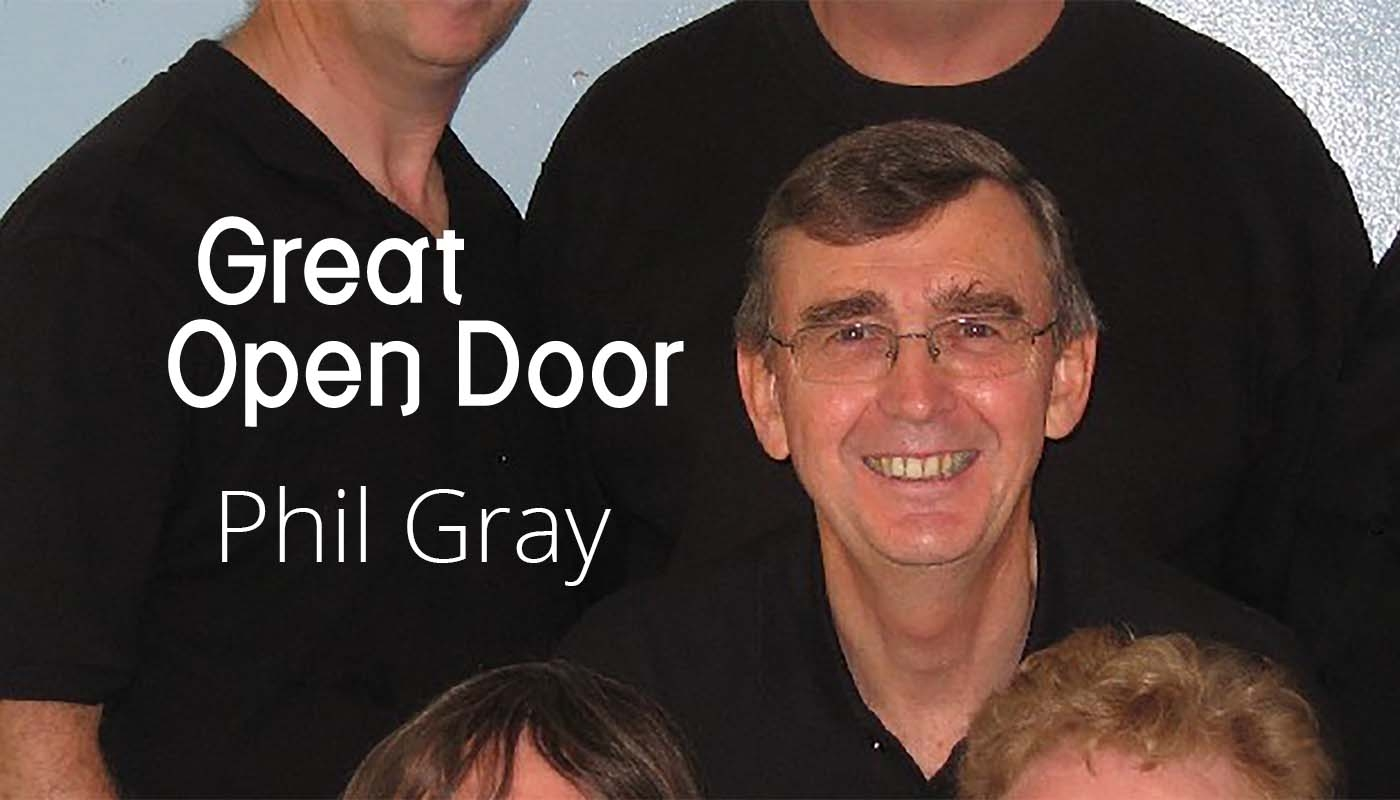 Great Open Door Image