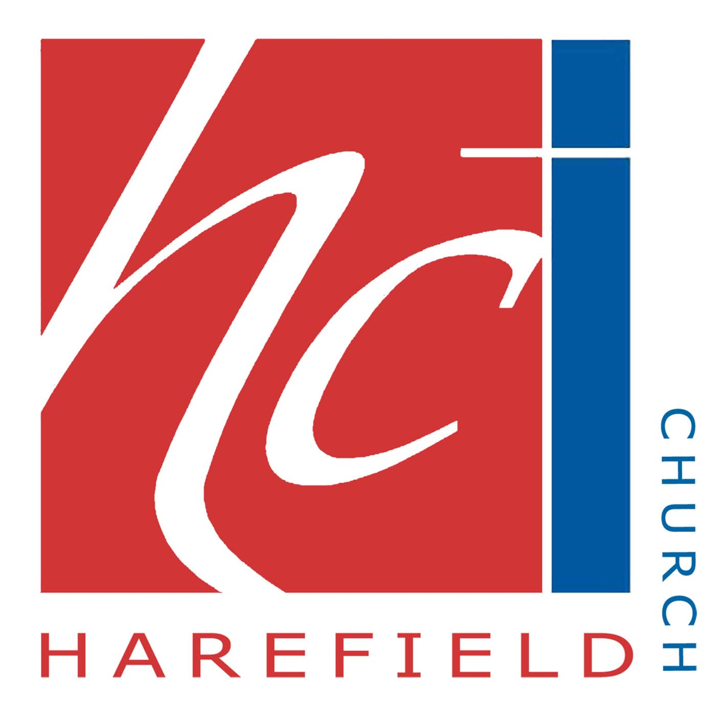 Logo: Harefield Church