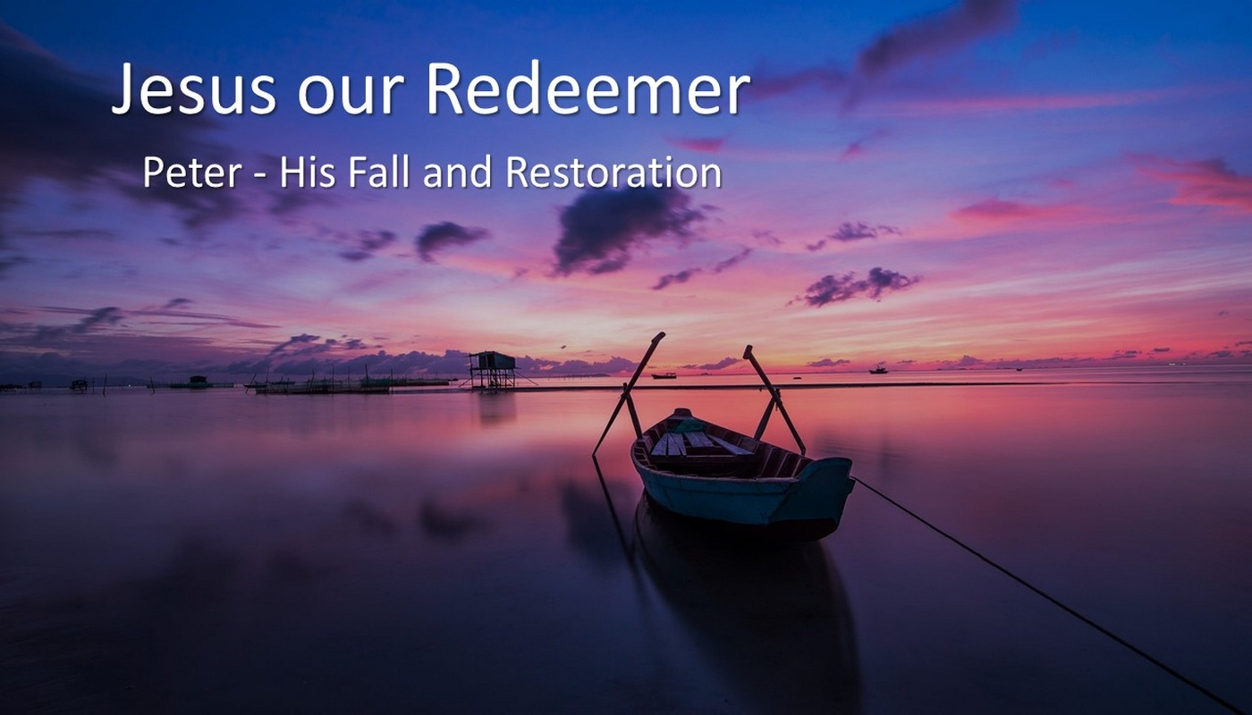 Jesus our Redeemer Image