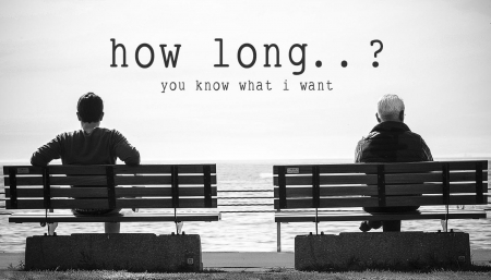 How Long?  No Son Image